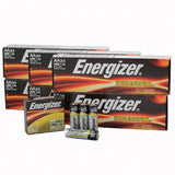 Energizer AA Alkaline 24 Batteries/4 Boxes of 6