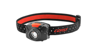 Coast FL60 Headlamp 400 Lumens  W/ Helmet Mount Kit