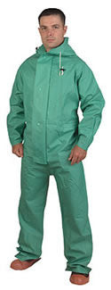 Cordova Acid/Chemical Suit, 45 Mil,