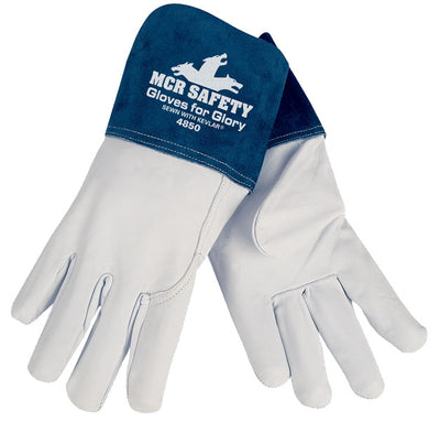 MCR Safety Goat Leather MIG/TIG Glove