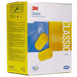 3M  Classic Earplugs, Uncorded