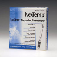 NexTemp Disposable Thermometer 100bx