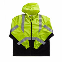 Xtreme HI-Viz High Visibility Windbreaker Jacket