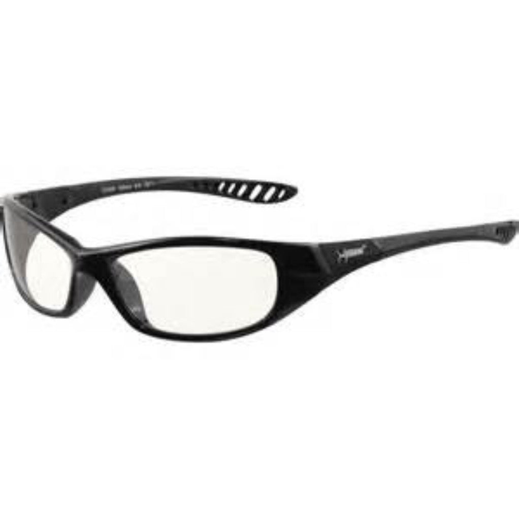 Hellraiser Safety Glasses Clear Anti-fog