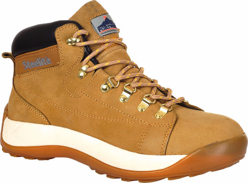 Portwest Steelite Mid Cut Nubuck Boot FW-31