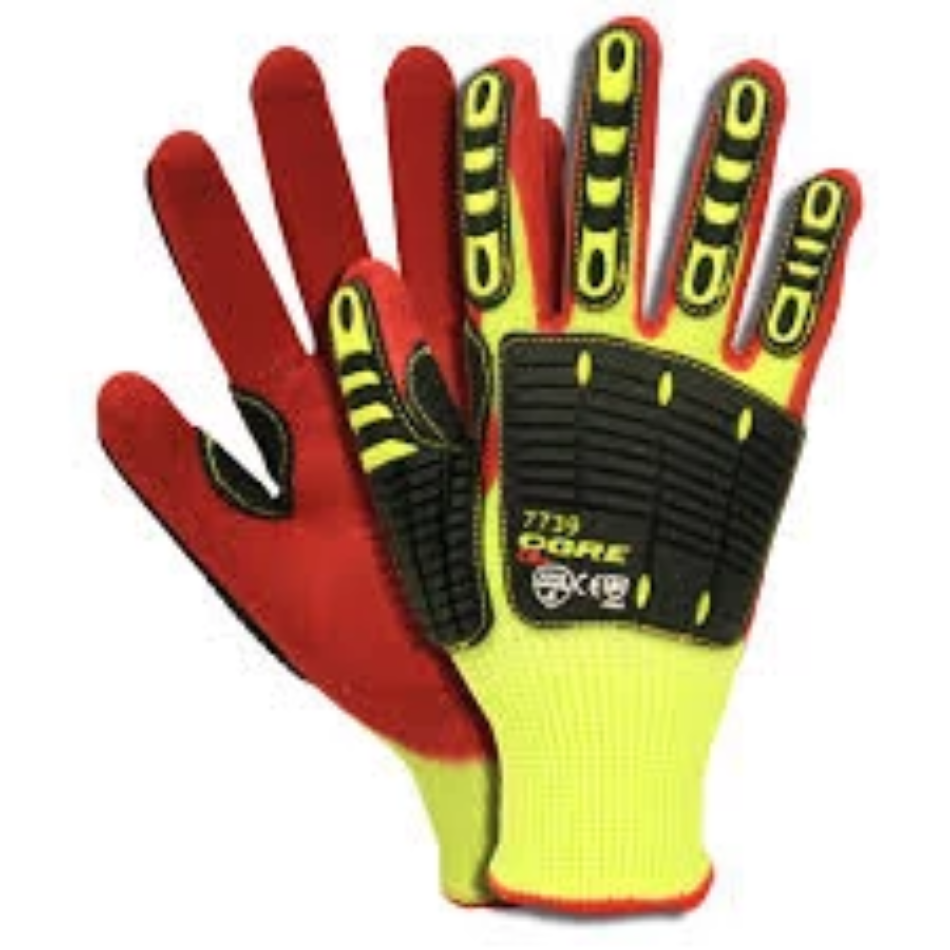 Cordova OGRE CR+,Hi-Vis Cut Level 4, pair