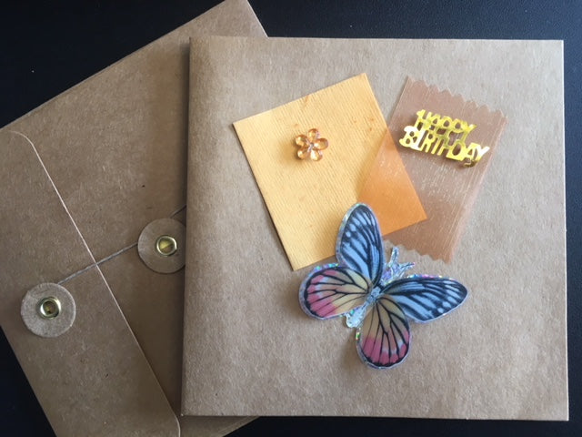 The Enviro Card - Birthday Card 2