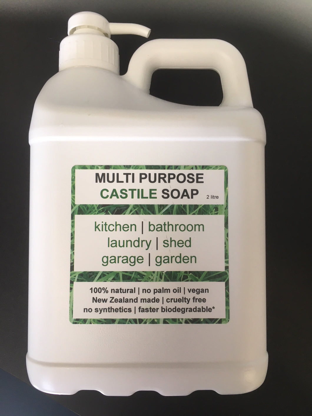 eco-castile - multi purpose castile soap
