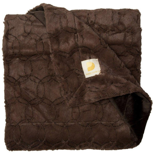Plush Throw Blanket (Mink)