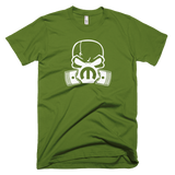 Gasmask Short-Sleeve T-Shirt