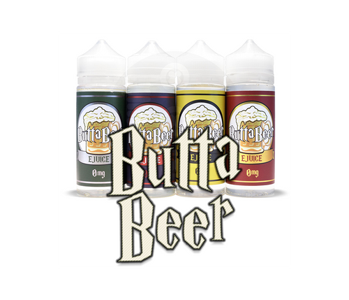 Butta Beer E-liquid