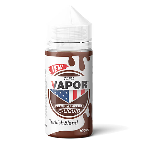 Total Vapor E-Liquid Turkish Blend