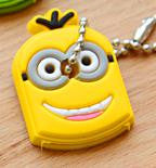 Branded Character Silicone Key Covers