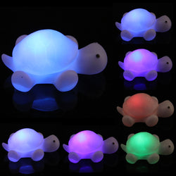 Color Changing LED Turtle Night Light