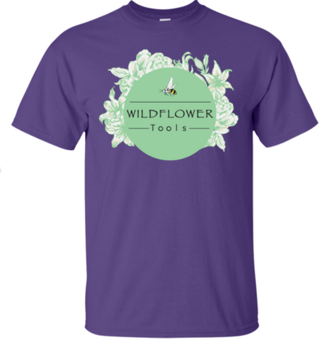 Wildflower Tools T Shirt