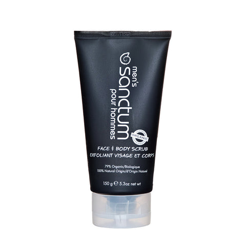 Mens Face & Body Scrub