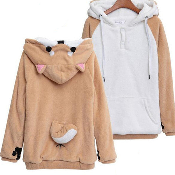 Beautiful Shiba Inu Anime Adorable Dog - Harajuku-Japanese-Kawaii-Hoodies-Women-Sweatshirts-With-Ears-Cute-Doge-Muco-Winter-Plush-Lovely-Muco-Anime  Pictures_964115  .jpg?v\u003d1487655742