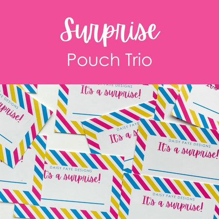 Surprise Pouch Trio