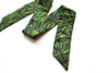 Monstera Skinny Scarf