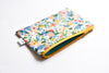 Mint Garden Zipper Pouch