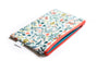 Mint Wildwood Zipper Pouch