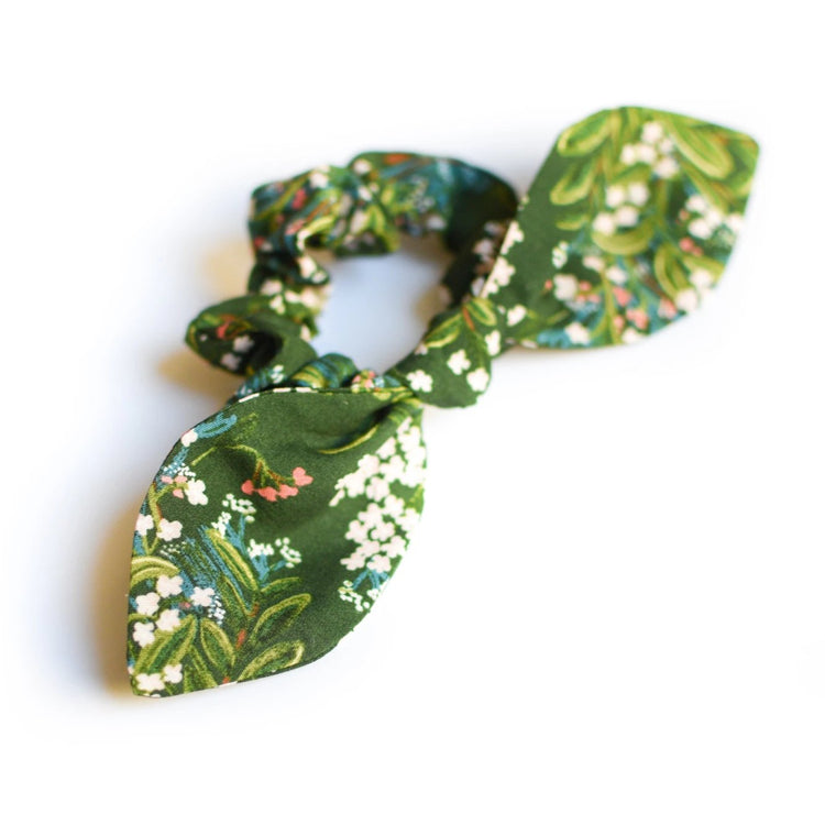 Green Meadow Scrunchie