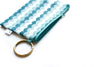 Ocean Waves Clip Ring Pouch
