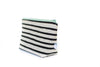 Large Zipper Pouch in Stripe