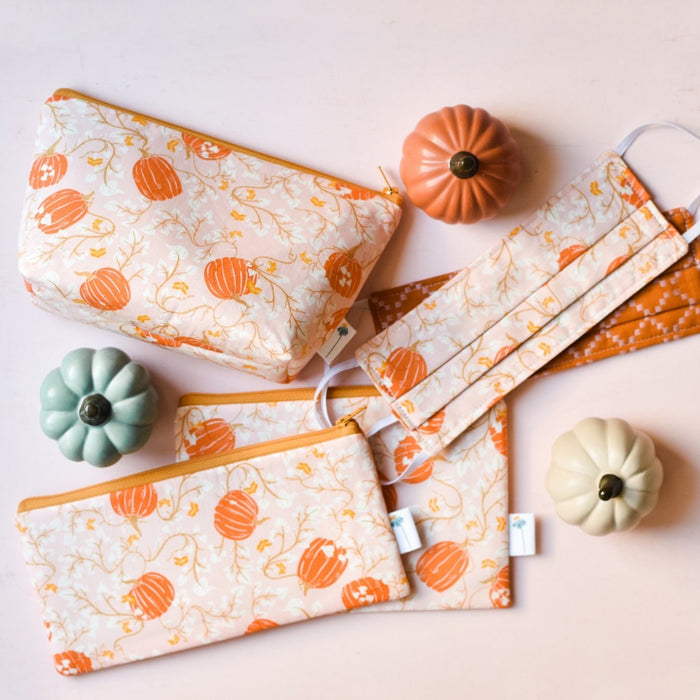 Zipper Pouch of the Month