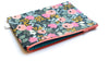 Extra Large Zipper Pouch in Navy Rosa