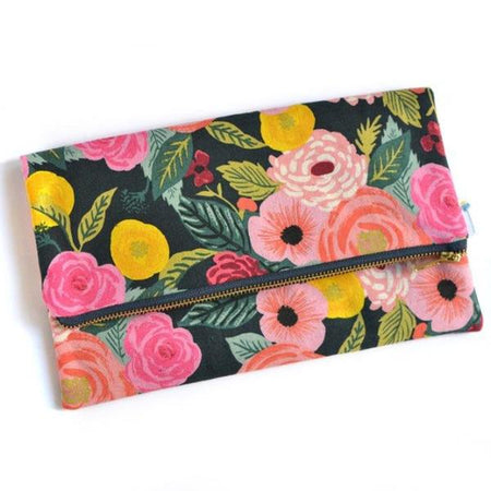 Juliet Rose Foldover Clutch