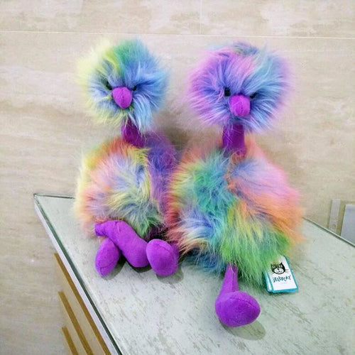 Plush- Colourful Pompom