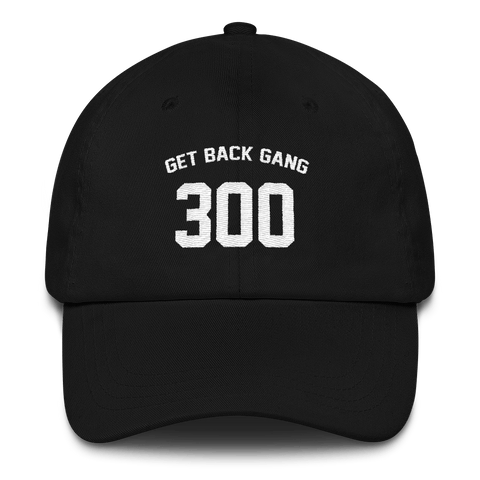 Get Back Gang Dad Hat - Lil Reese