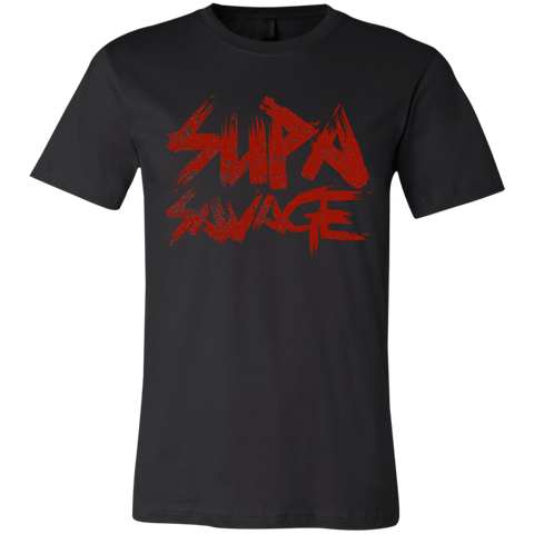 Supa Savage Black T-Shirt - Lil Reese