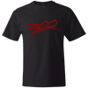 300 Tee (Black /Red) - Lil Reese