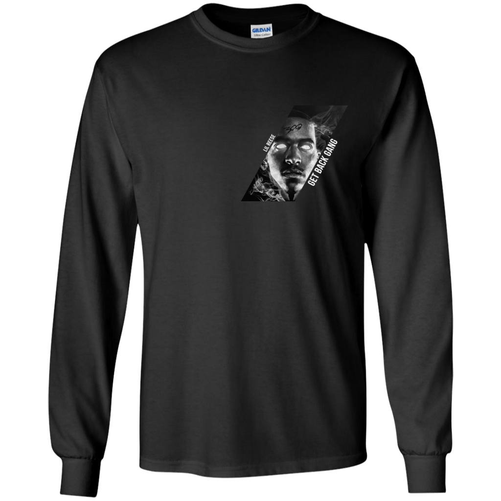Get Back Gang Long Sleeve T-Shirt - Lil Reese