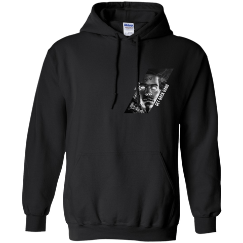 Image of Get Back Gang Hooded Sweatshirt - Lil Reese