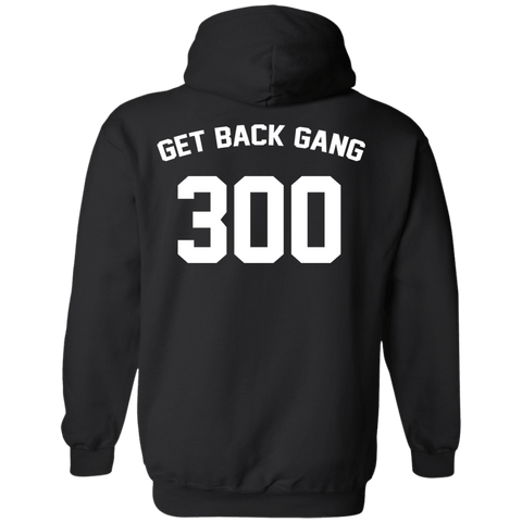 Get Back Gang Hooded Sweatshirt