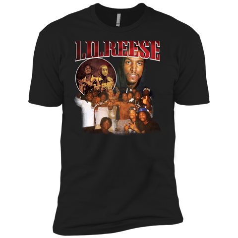 Lil Reese and Them Vintage Tee - Lil Reese