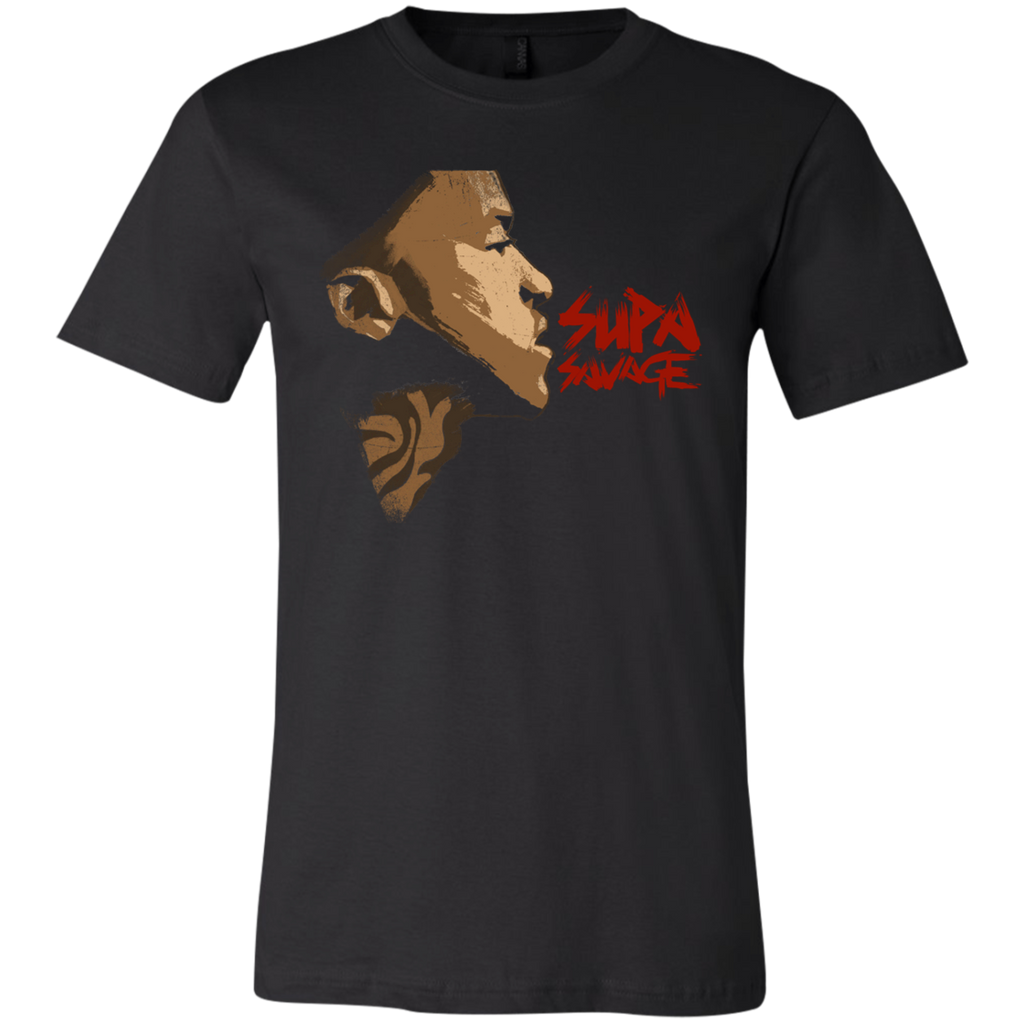 Supa Savage Profile T-Shirt - Lil Reese