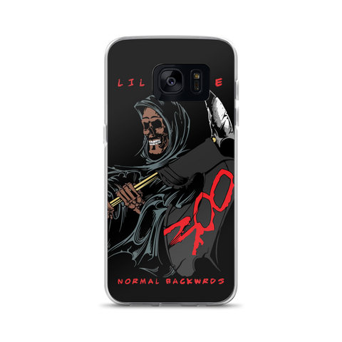 Image of Normal Backwrds Samsung Case - Lil Reese