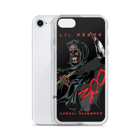 Normal Backwrds iPhone Case - Lil Reese