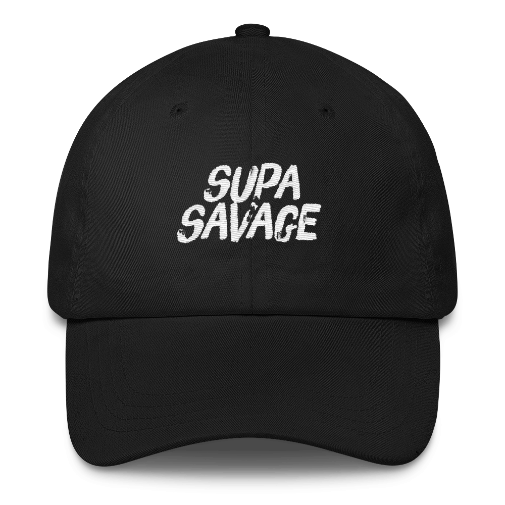 Supa Savage Classic Dad Cap - Lil Reese