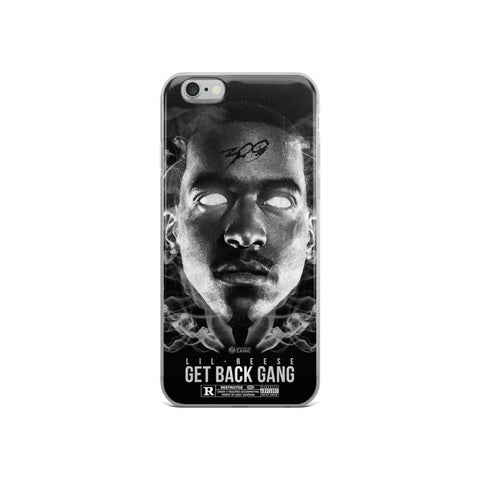 Get Back Gang iPhone Case - Lil Reese