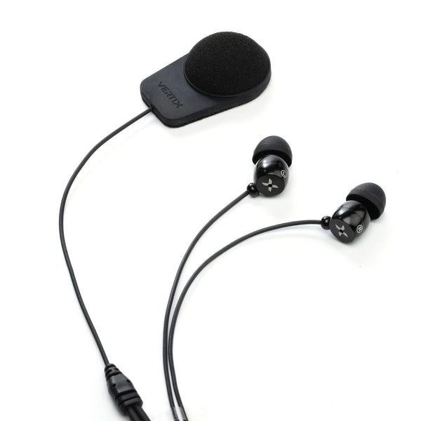 VERTIX WE-01 In-Ear Headset with Wired Mic