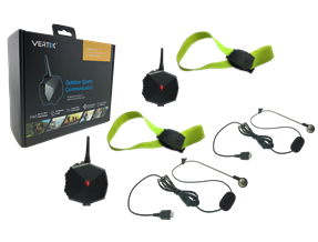 Outdoor Sports, Walkie Talkie & Wireless Intercom, VERTIX GLOBAL, https://www.vertixglobal.com