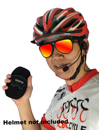 VELO Cycling Communication (Casual Racers) w/Jersey Pouch