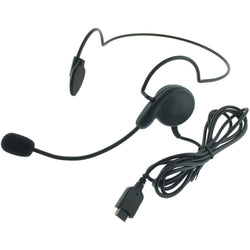 VERTIX Single Speaker headset with long wire | vertixglobal.com