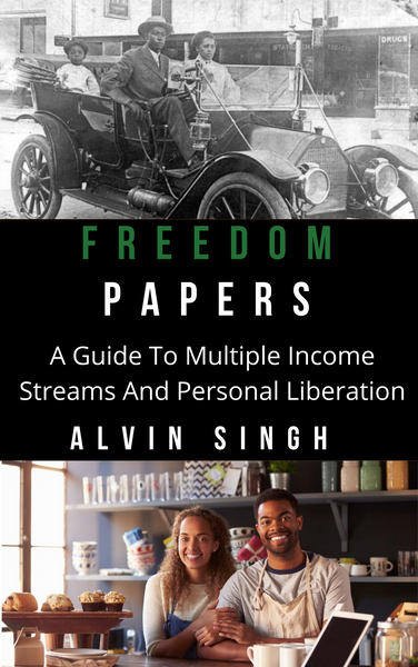 [E-book & Course]Freedom Papers: A Guide To Multiple Income Streams and Personal Liberation