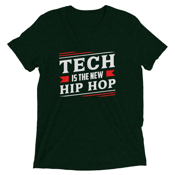 Tech Is The New Hip Hop Short sleeve t-shirt